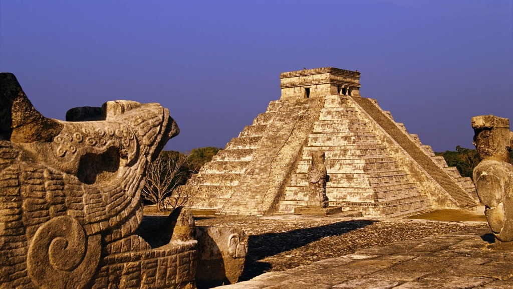 Chichen_Itza_in_Mexico-HD-Pictures