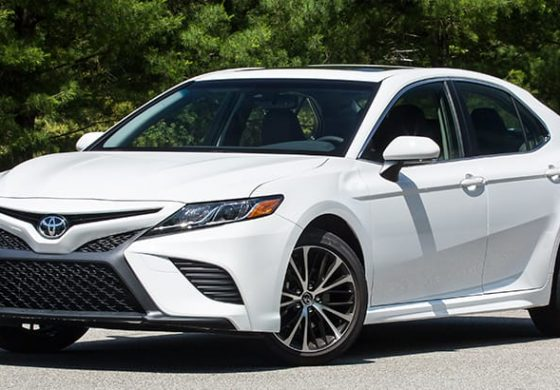 Toyota Camry: o preço do luxo