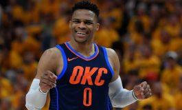 Westbrook faz triplo-duplo em vitória sobre os Blazers