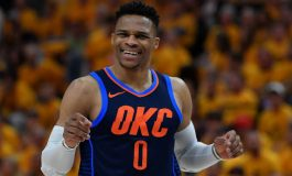 Westbrook lidera,Thunders vencem  revanche contra os Spurs