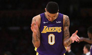 "Ainda sem LeBron; Kuzma ""destrói"" Pistons"