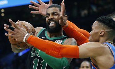 Celtics vencem Thunders e já são terceiro no Leste
