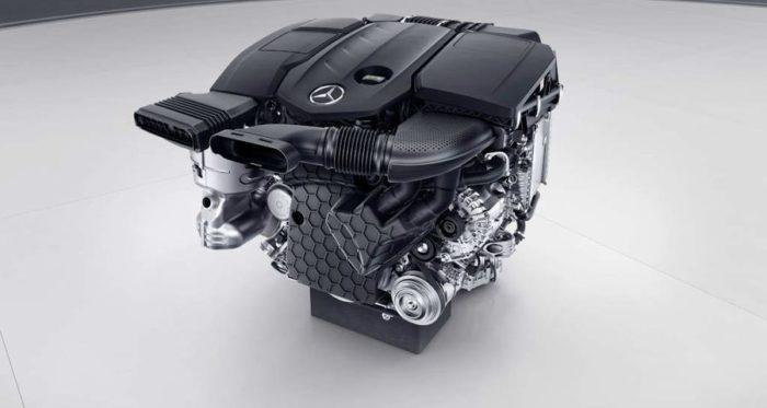 Mercedes-Benz não tem planos de desenvolver novos motores a combustão Mercedes-nuovo-motore-diesel-plug-in.-Consumi-dimezzati-700x373