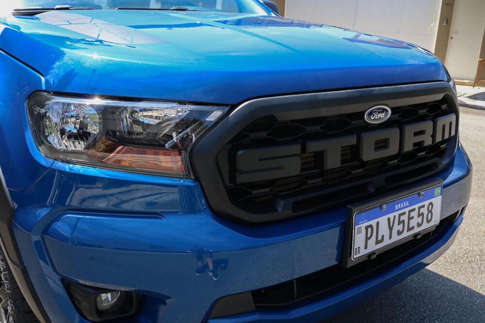 Grade da Ford Ranger Storm