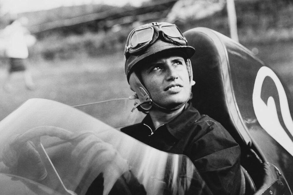 Pilota de Fórmula 1 Maria Teresa de Filippis