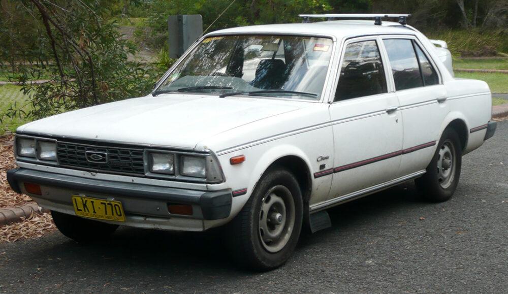 Toyota Corona de 1981