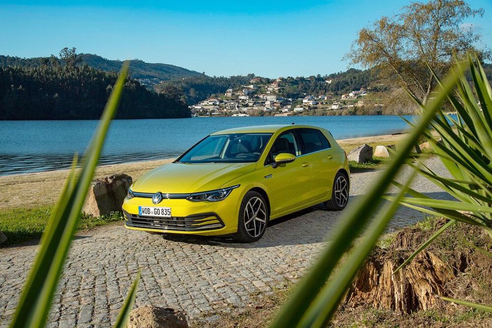 VW Golf Europeu
