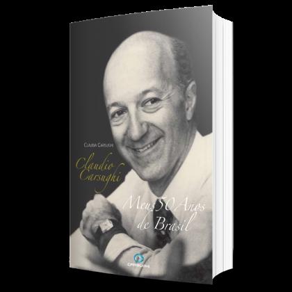 Capa do Livro de Claudio Carsughi,