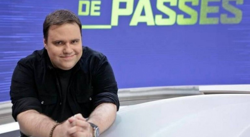 Rodrigo Rodrigues era apresentador do troca de passes