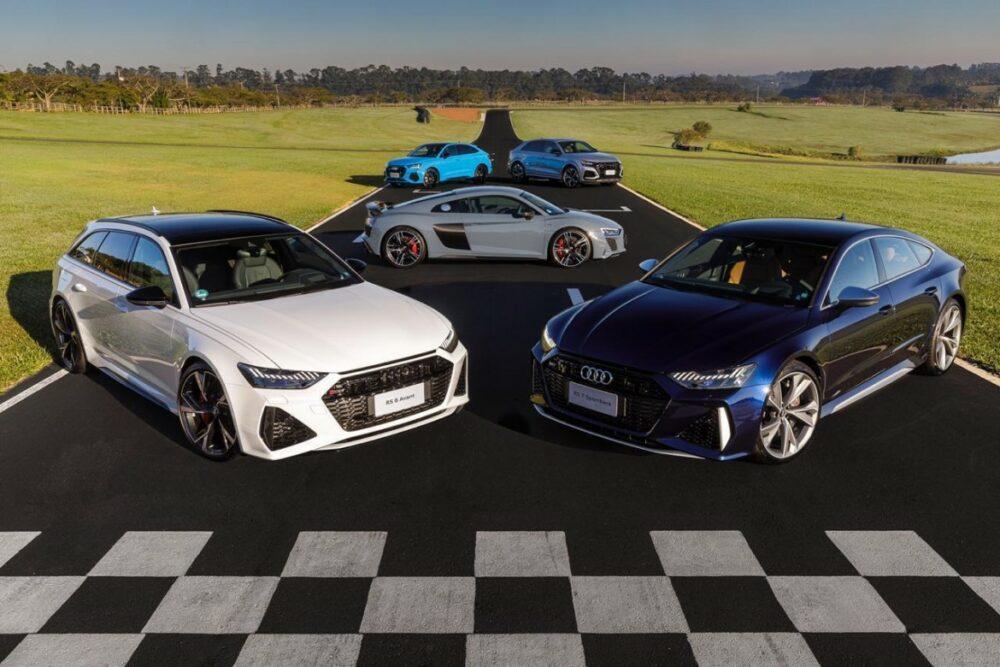 Audi Experience