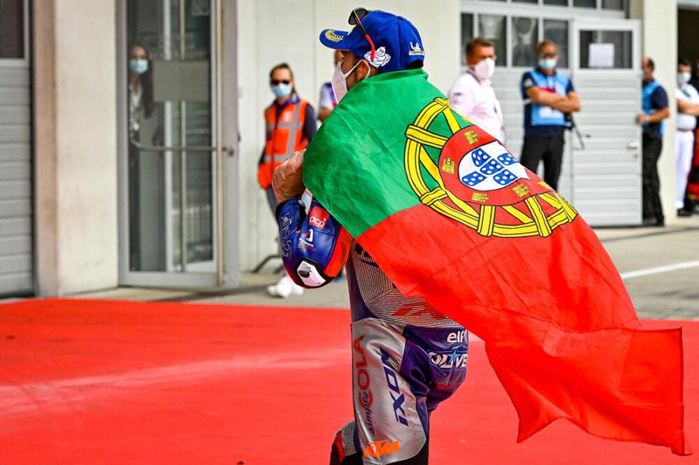 Miguel Oliveira na MotoGP