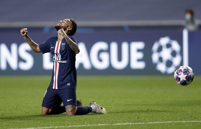 Neymar liderou time à final da Champions