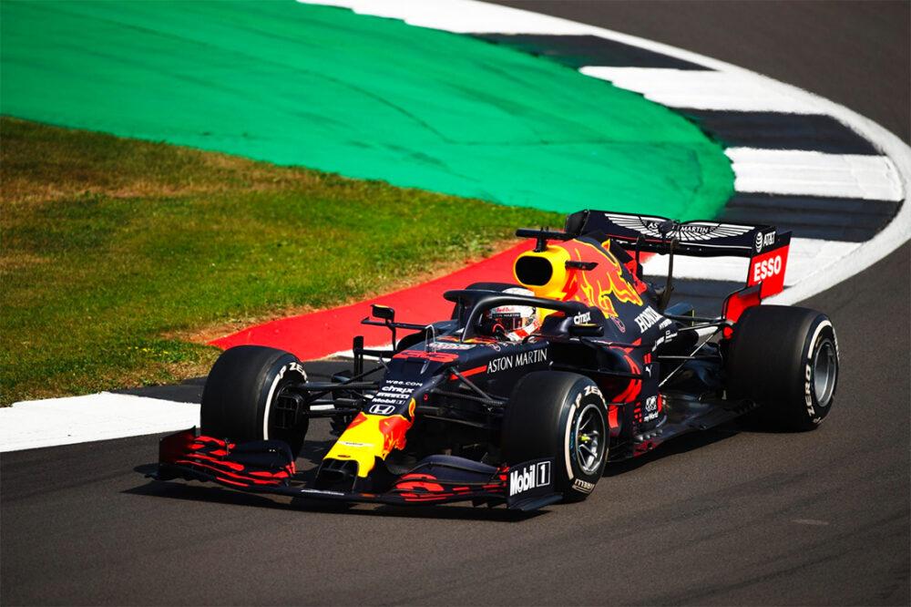 Verstappen vence o GP da Grã Bretanha de Fórmula 1