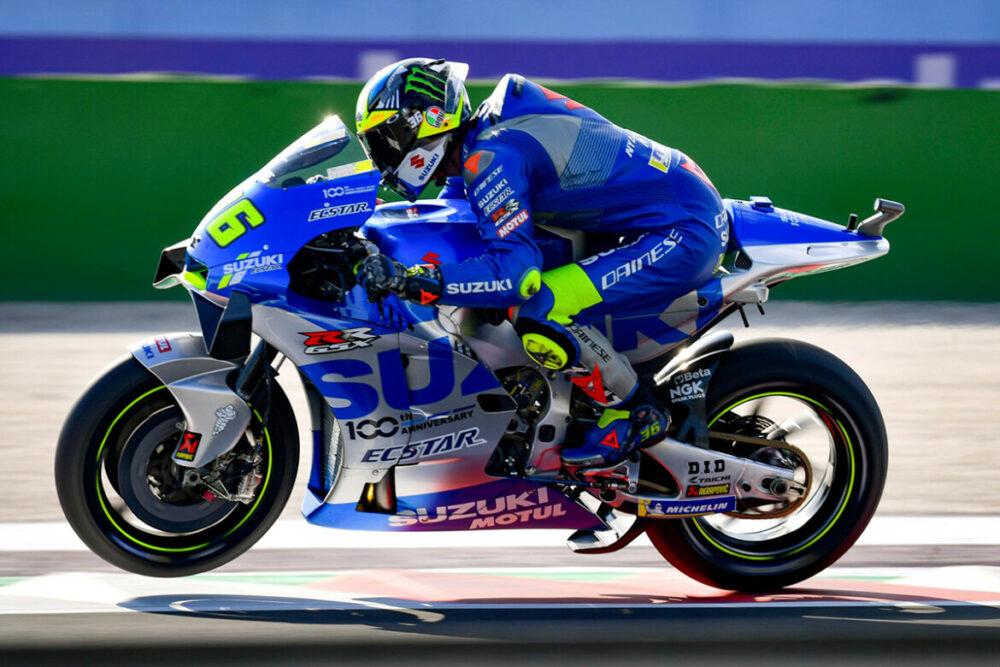 Joan Mir na MotoGP