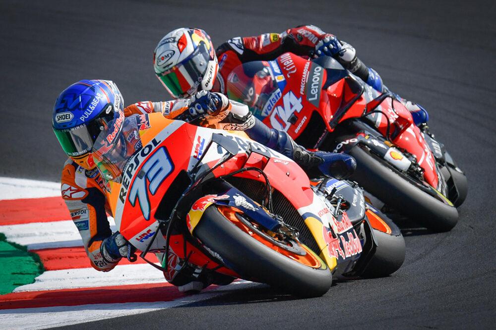 Alex Marques na MotoGP