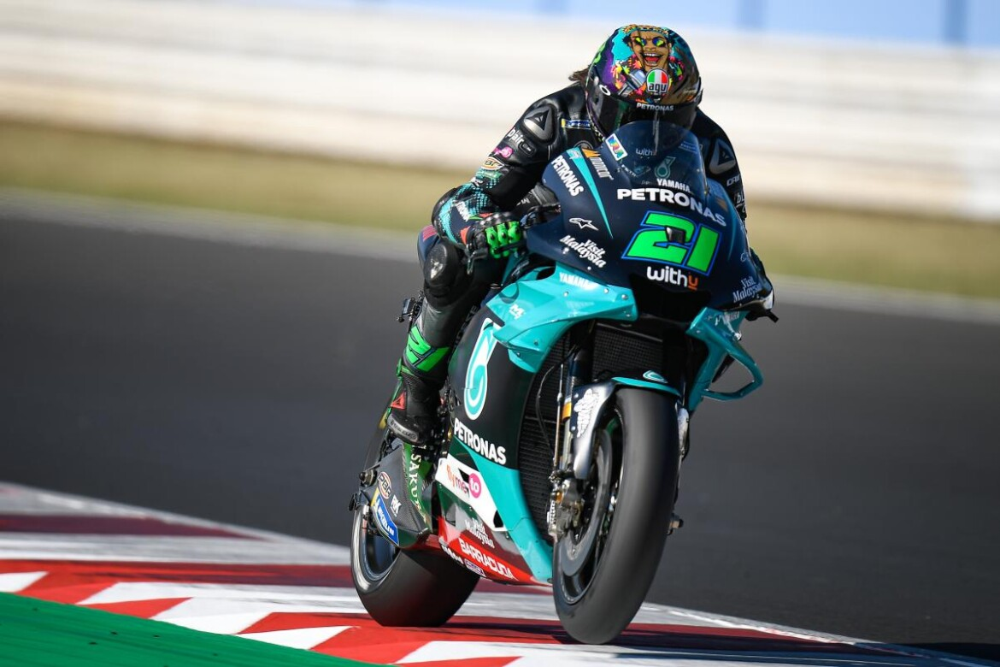 Morbidelli na MotoGP