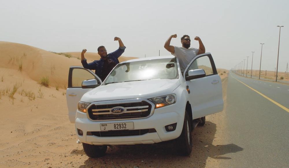 Ford Ranger roda mais de 1250 km com um tanque