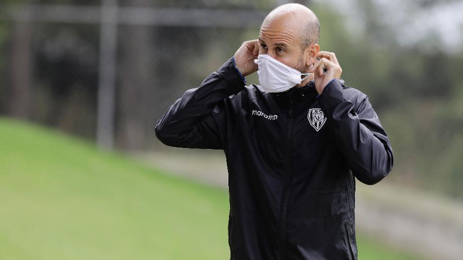 Miguel Angel Ramírez fez um excelente trabalho no Independiente del Valle