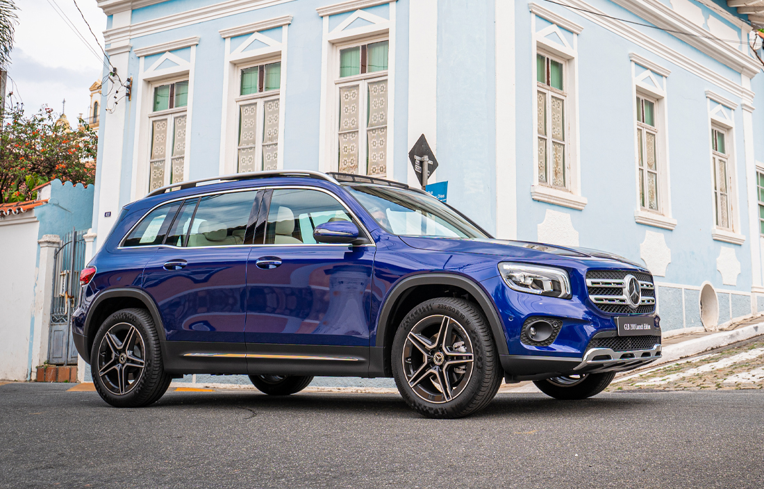 Mercedes-Benz GLB 200