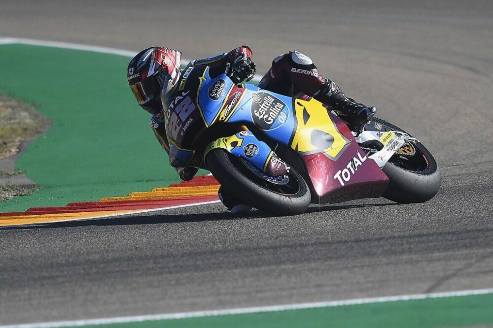 Sam Lowes na Moto2 no GP de Teruel 2020