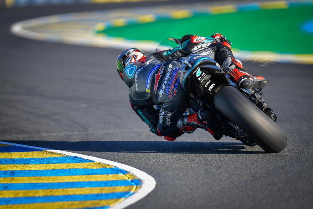 Fabio Quartararo na MotoGP.