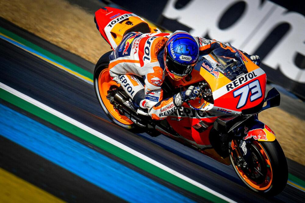 Alex Marquez na MotoGP