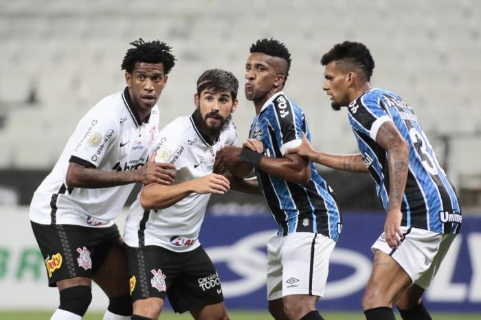 Defesas foram protagonistas do empate sem gols em Itaquera