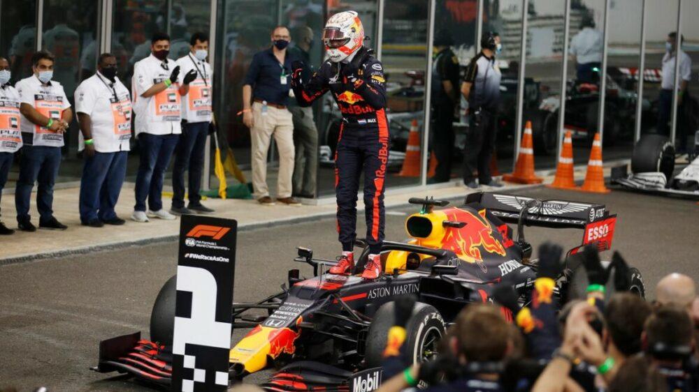 Max Verstappen vence o GP de Abu Dhabi