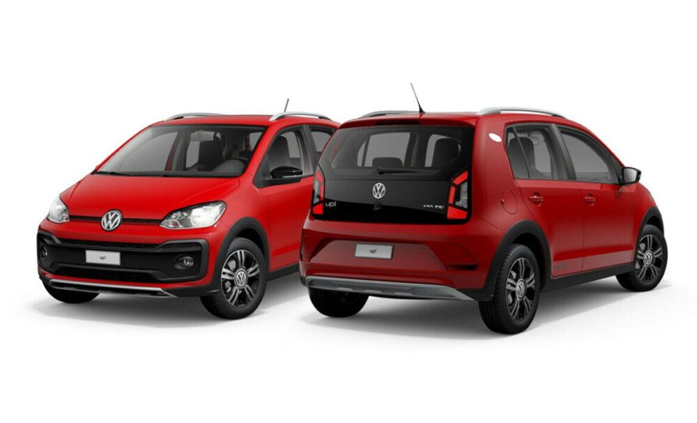 VW Up 2021