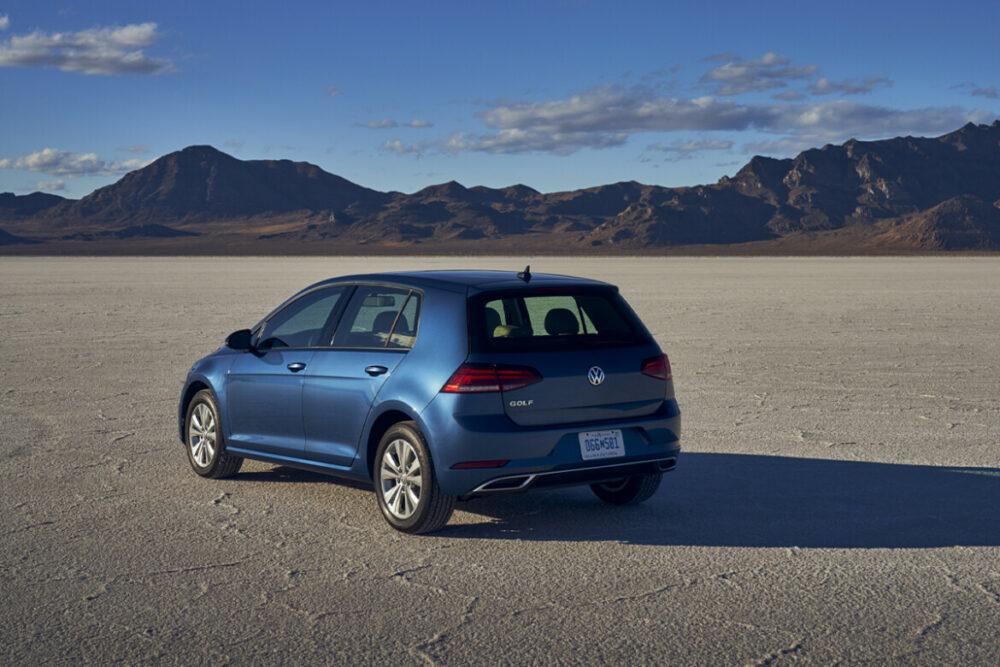 VW encerra produção do Golf nos Estados Unidos