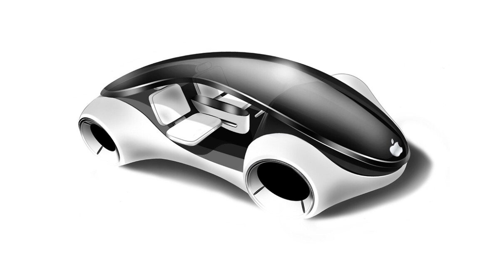 Conceito não-oficial do Apple Car