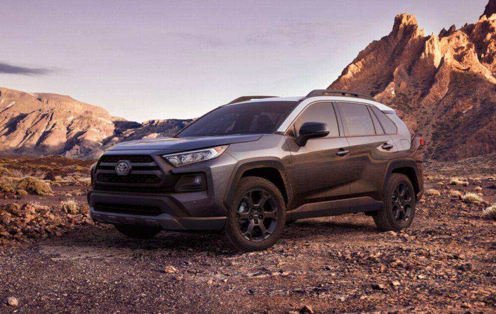 Toyota RAV4 2020 EUA