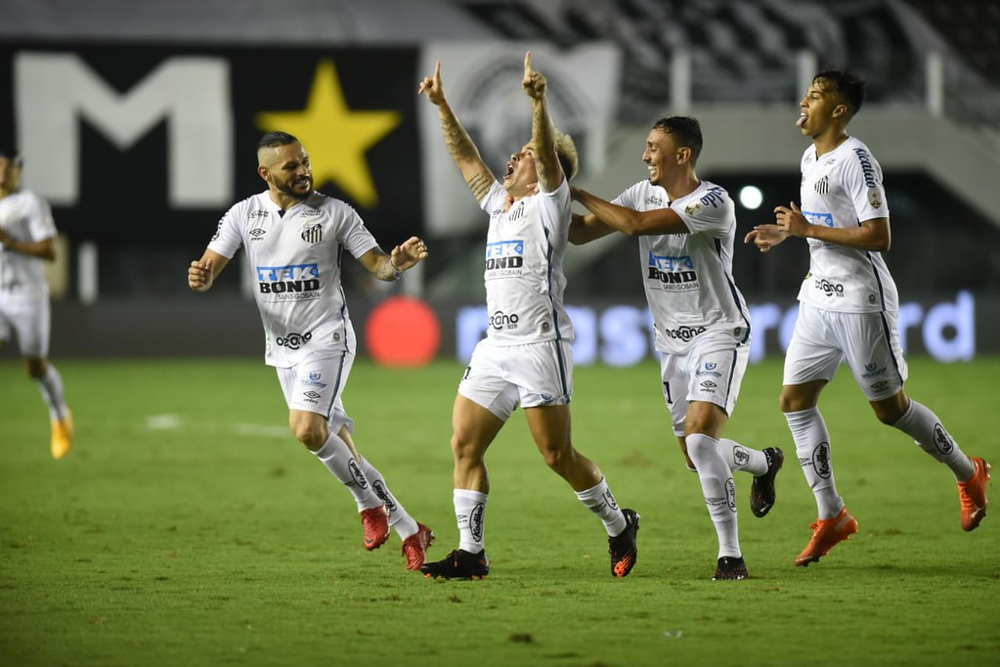 Soteldo marcou o segundo gol da noite