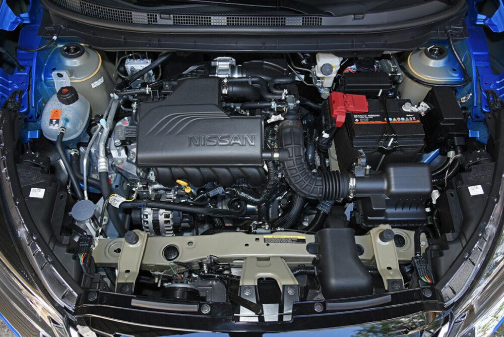 Motor do Novo Nissan Kicks 2022 Exclusive