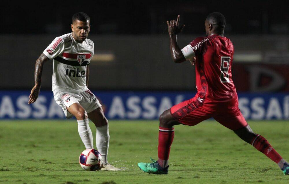 São Paulo arrancou empate na estreia do Paulista