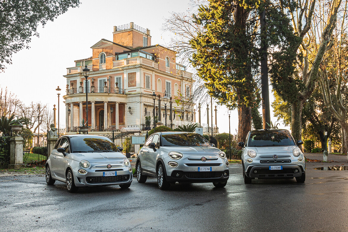 Fiat 500 Family Connect