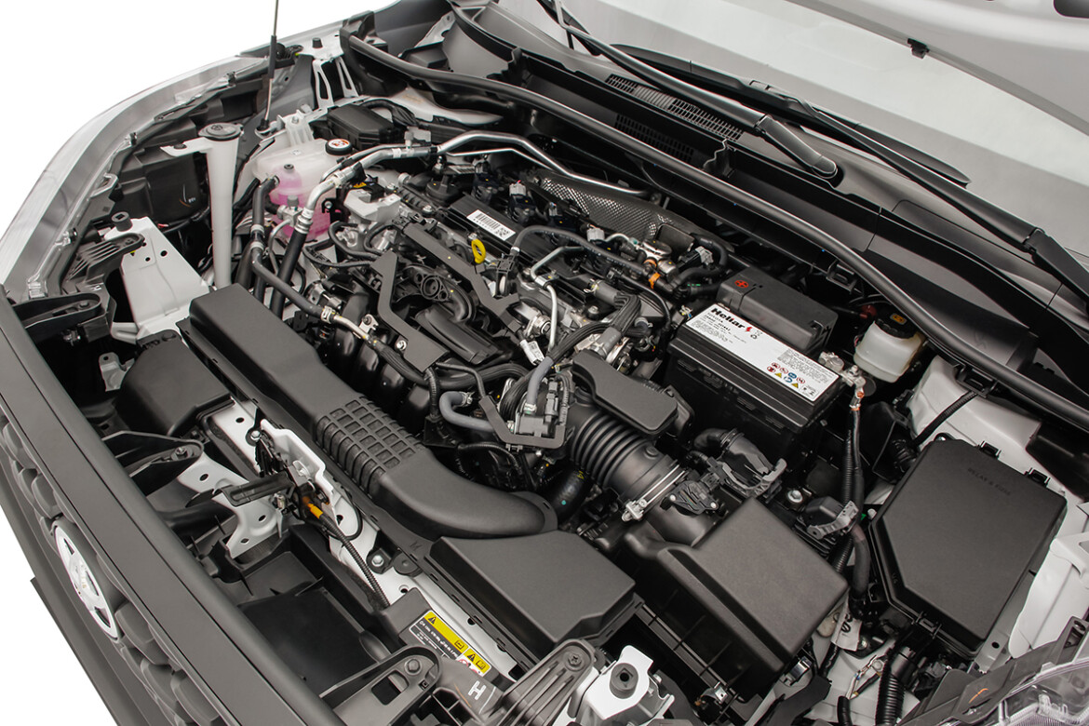 Motor do Toyota Corolla Cross