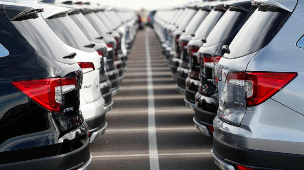 Mercado de veículos novos