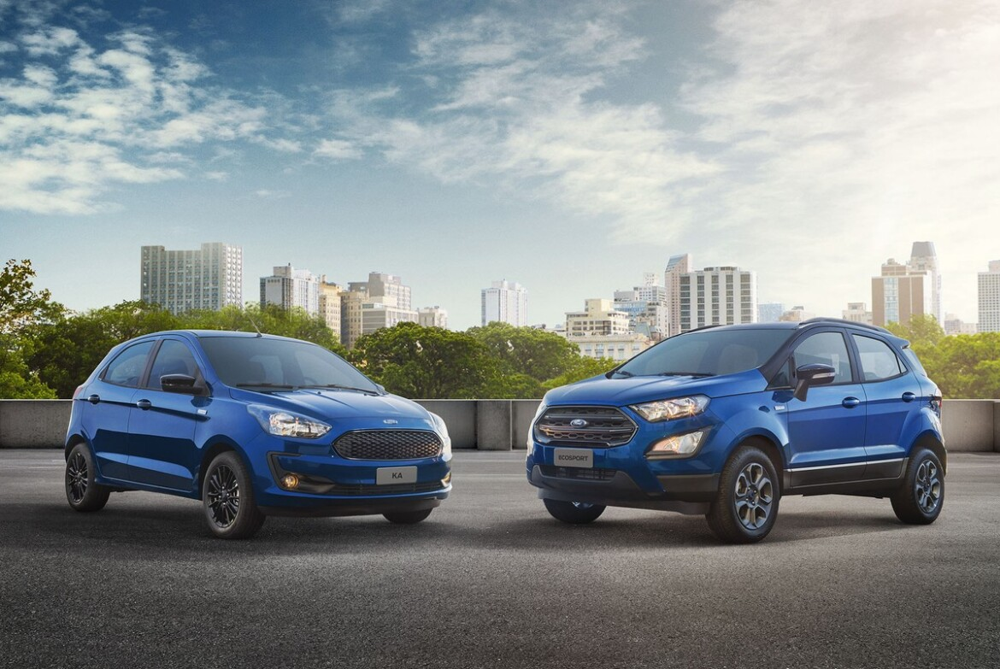 Ford Ka e Ford EcoSport