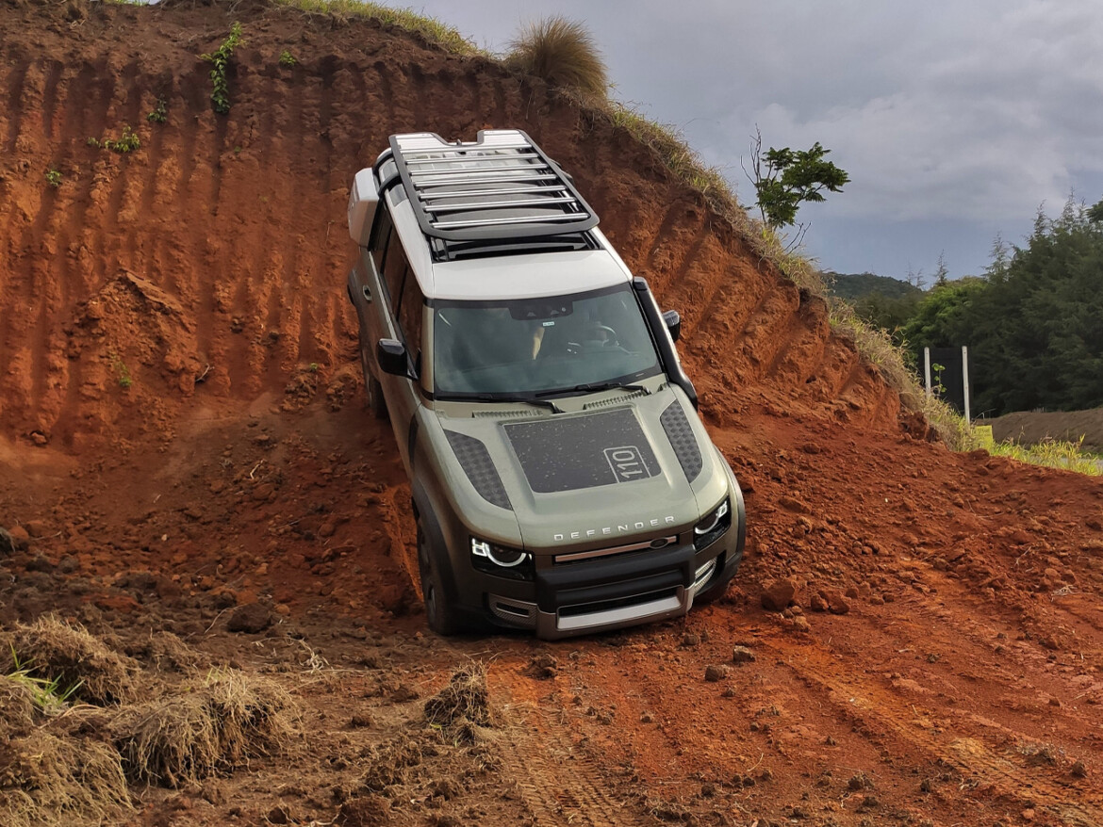 Nova Land Rover Defender