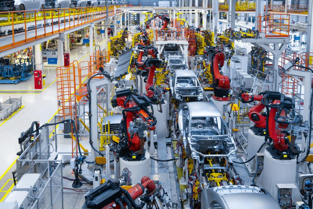 Fábrica de carros