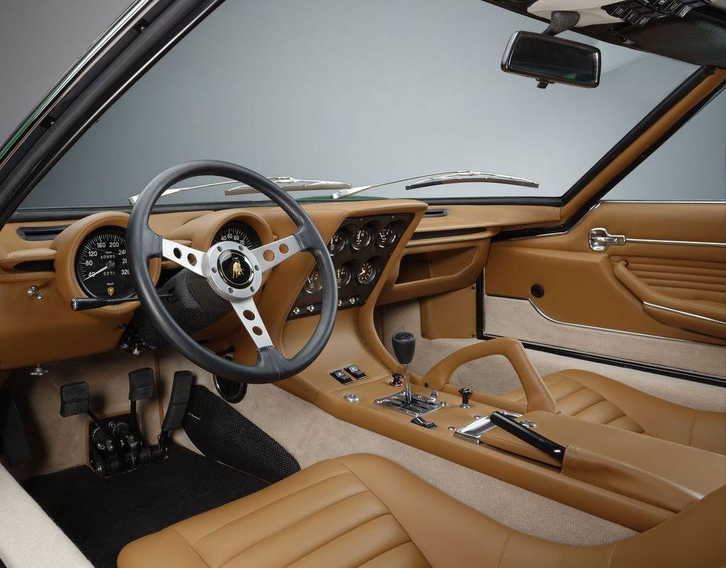 Lamborghini Miura SV