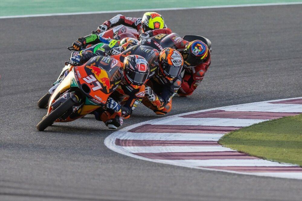 Pedro Acosta na Moto3