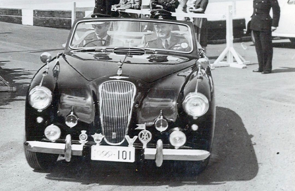 Lagonda 3-Litre Drophead Coupé