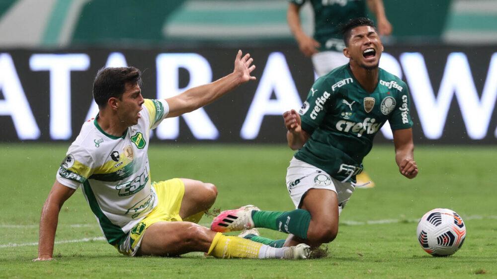 Palmeiras perde a Recopa