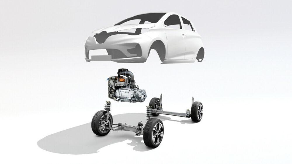 Renault Zoe E-Tech 2022