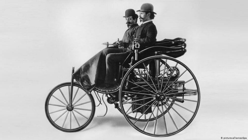 Karl Benz - 1886