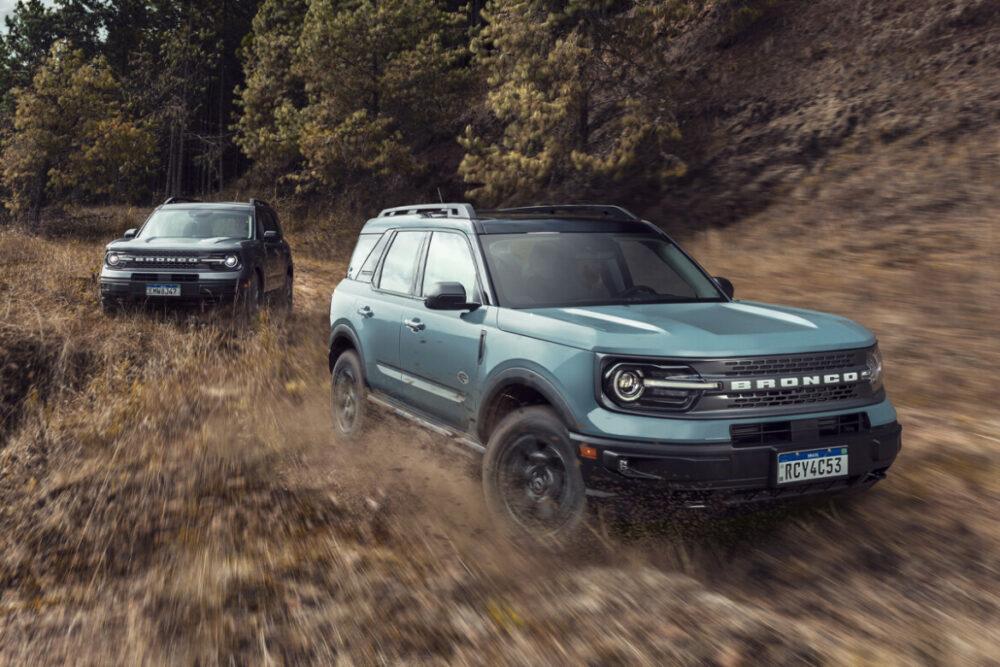 Novo Ford Bronco 2021