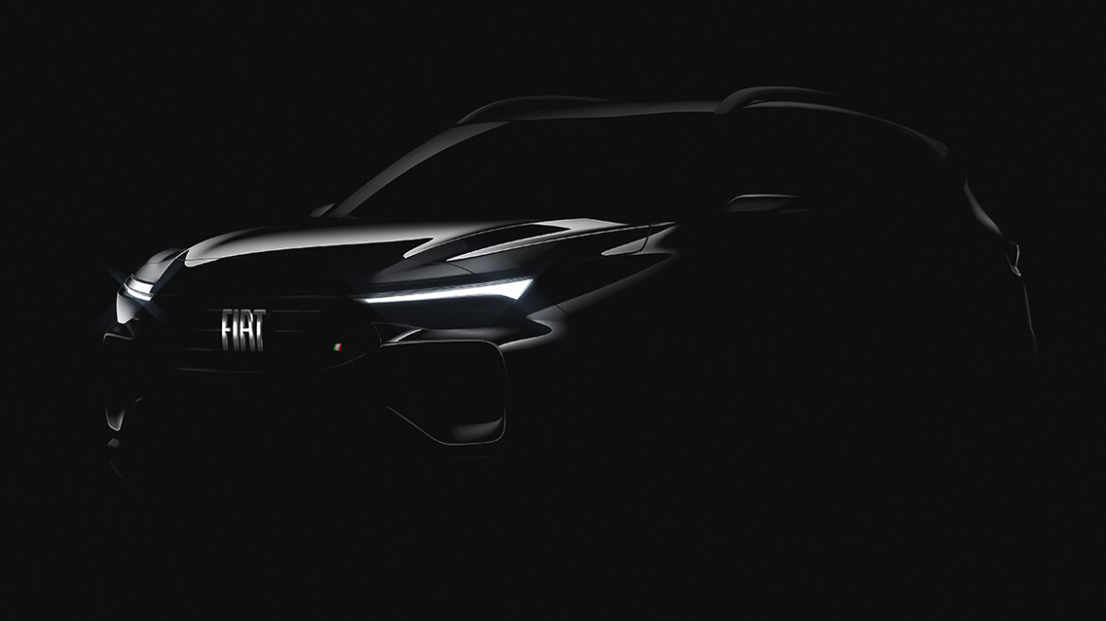 Progetto 363 - Novo SUV da Fiat será revelado na final do BBB 21