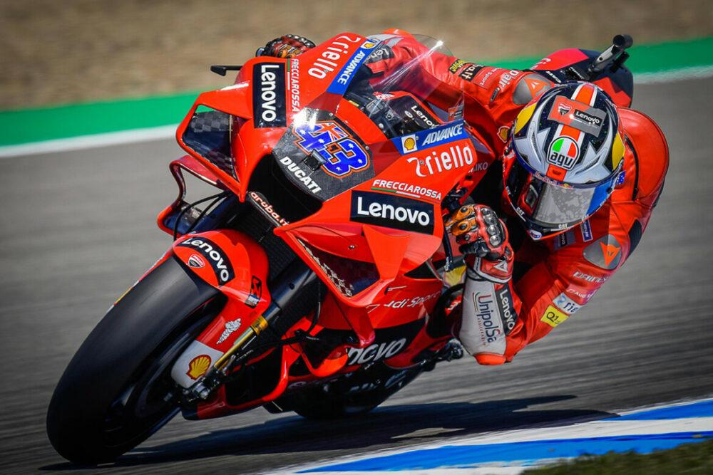 Jack Miller no GP da Espanha de MotoGP